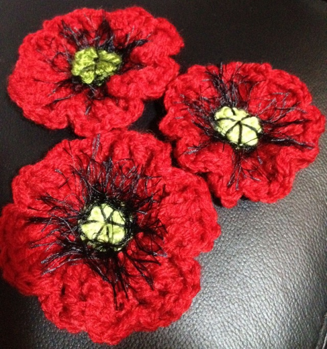 Lorraines Poppy by Marg