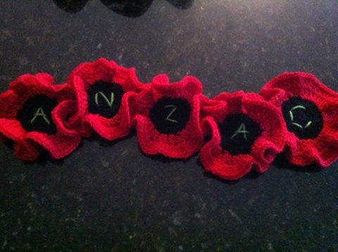 Sues anzac poppies