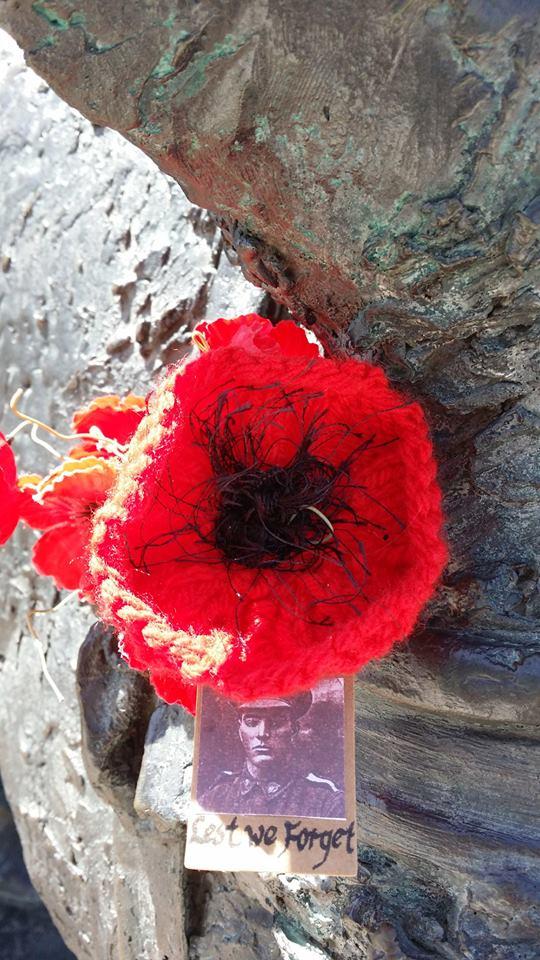 Diane Rhodes War Memorial Canberra