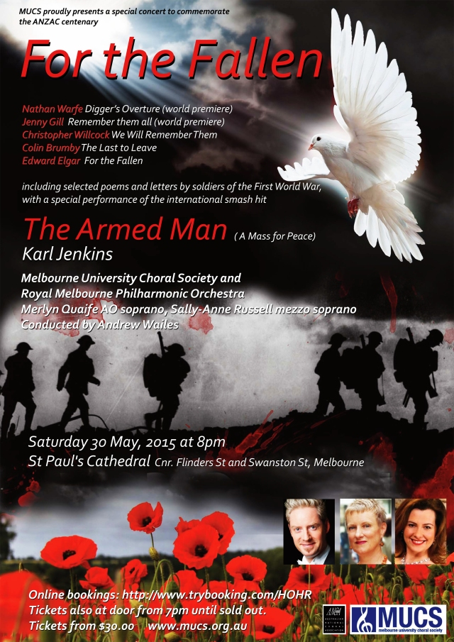 MUCS ANZAC POSTER with soloists