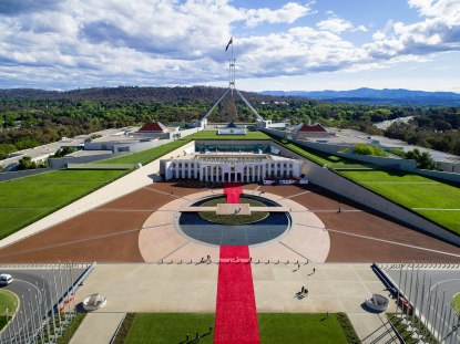 Parliament House Claire Takacs